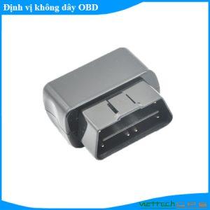 định vị không dây OBD, định vị không dây, thiết bị định vị OBD
