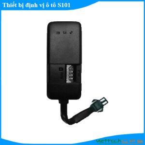 định vị ô tô S101, thiết bị định vị ô tô, định vị xe ô tô, định vị ô tô bằng điện thoại