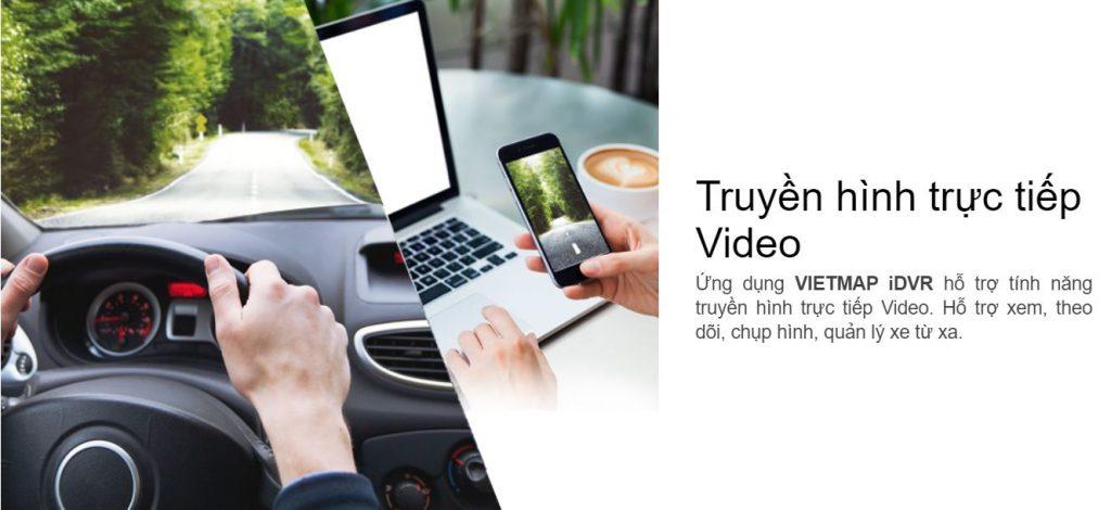 Camera hành trình IDVR P1, camera hành trình tích hợp wifi
