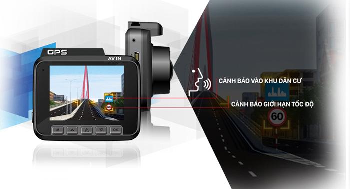 camera giám sát hành trình vietmap c61, camera vietmap