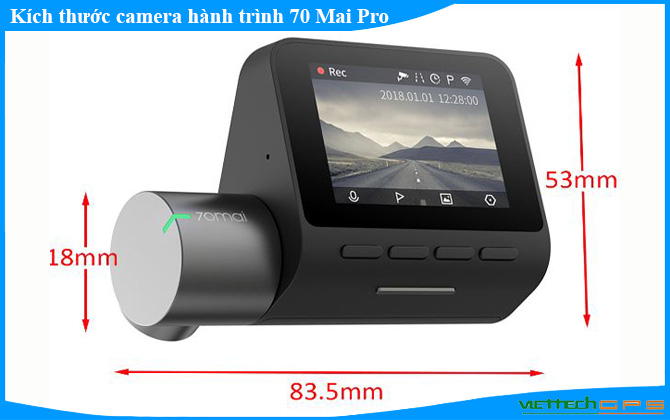 xiaomi camera hành trình, xiaomi 70mai pro quốc tế, camera hành trình xiaomi 70mai pro