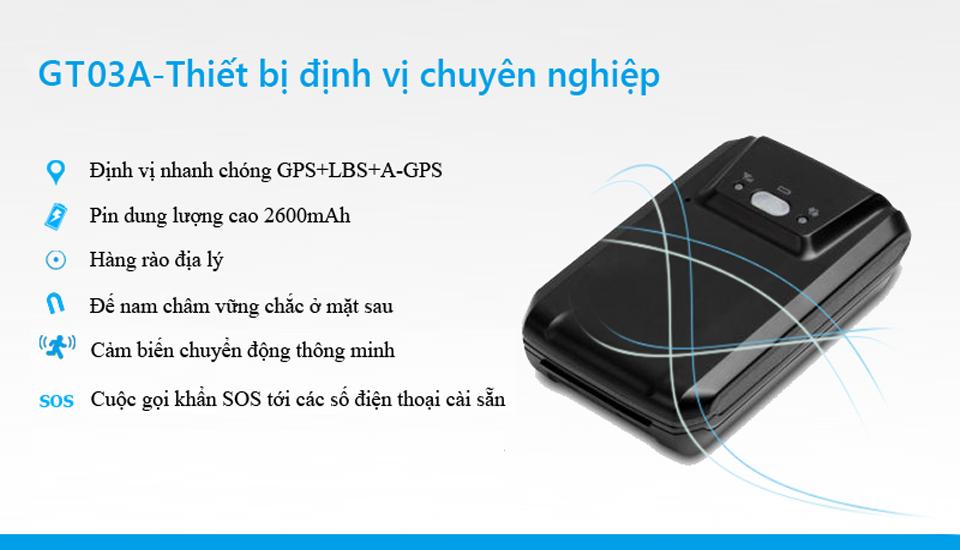 máy định vị cầm tay GT03A, thiết bị định vị cầm tay GT03A, máy định vị gps cầm tay GT03D