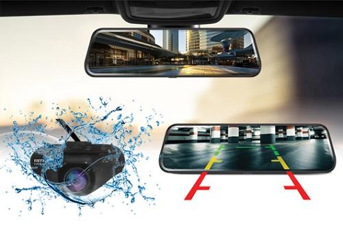 camera hành trình cảnh báo tốc độ, camera hành trình gương vietmap g39, camera hành trình tích hợp wifi, vietmap g39