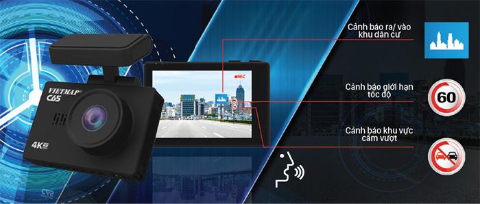 8 lợi ích cua camera hành trình - camera ô tô cảnh báo giao thông