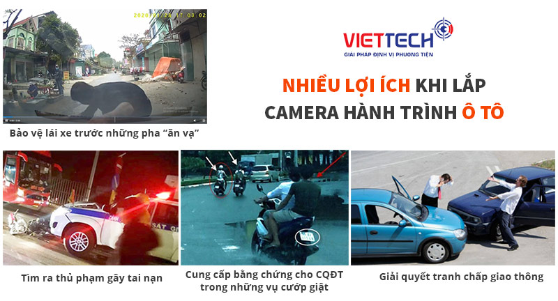 lợi ích của camera giám sát hành trình, có nên lắp camera hành trình, có nên lắp camera ô tô không