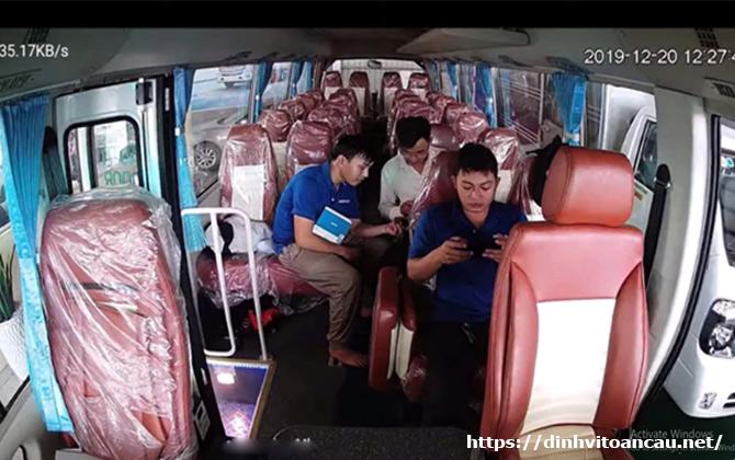 camera hành trinh xe khách ghi hình trong xe, camera hành trình xe khách